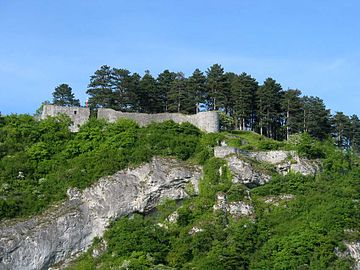 Château - Ruines Poilvache - Evrehailles