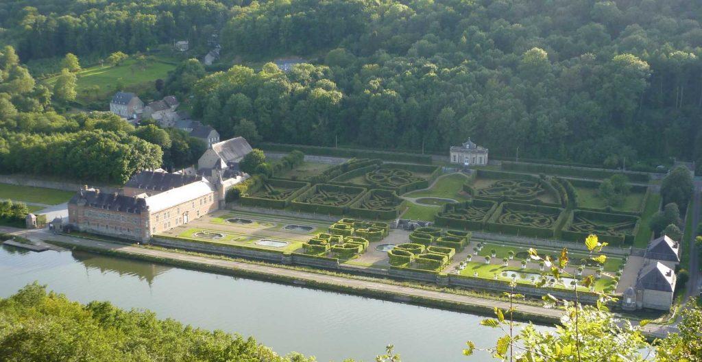 Château et jardins de Freyr - Waulsort - Hastière