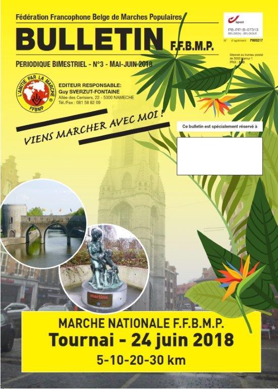 Bulletin de la Fédération