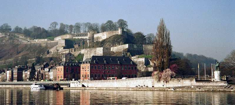 Citadelle et Parlement Wallonie
